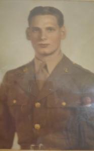 WW II Veteran 10th Mountain Division