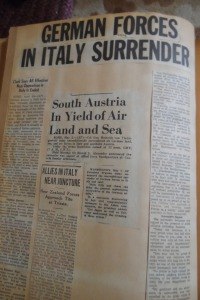 WW II News