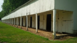 The Old Horse Stalls