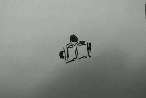 Reading Shadow