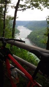 Bike Over Niagara River