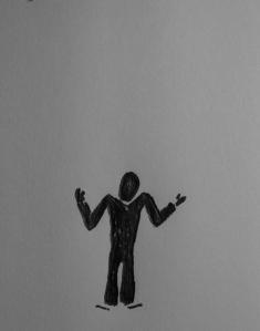 Shrug Shadow
