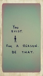 You Exist