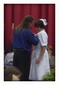 Bubba's A Nurse!
