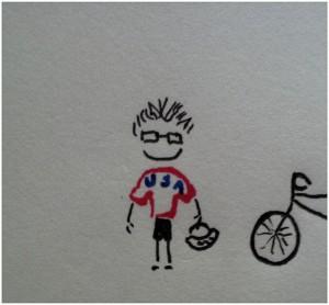 Favorite Bike Jersey