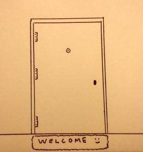 Welcome To My Door
