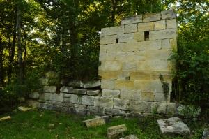 Falling Stone Walls