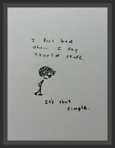 Say Stupid