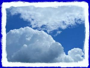 Bike Ride Clouds