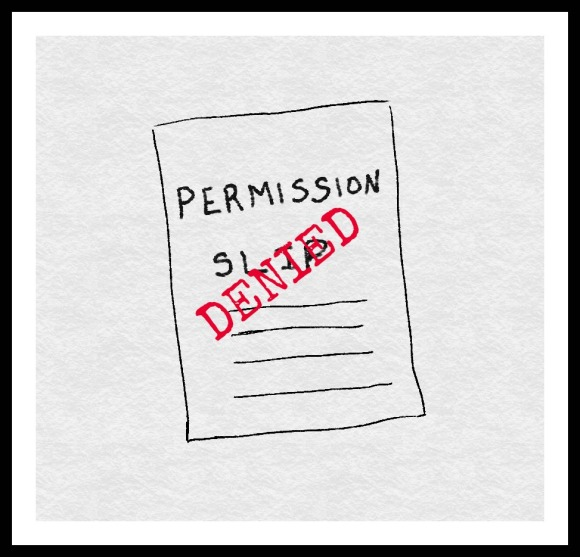 Permission Denied