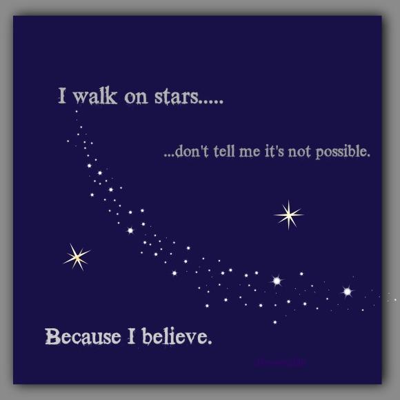 Walk On Stars