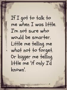 Big Me Little Me