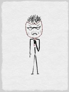 Anger Masking Fear