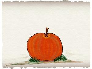 Just A Pumpkin