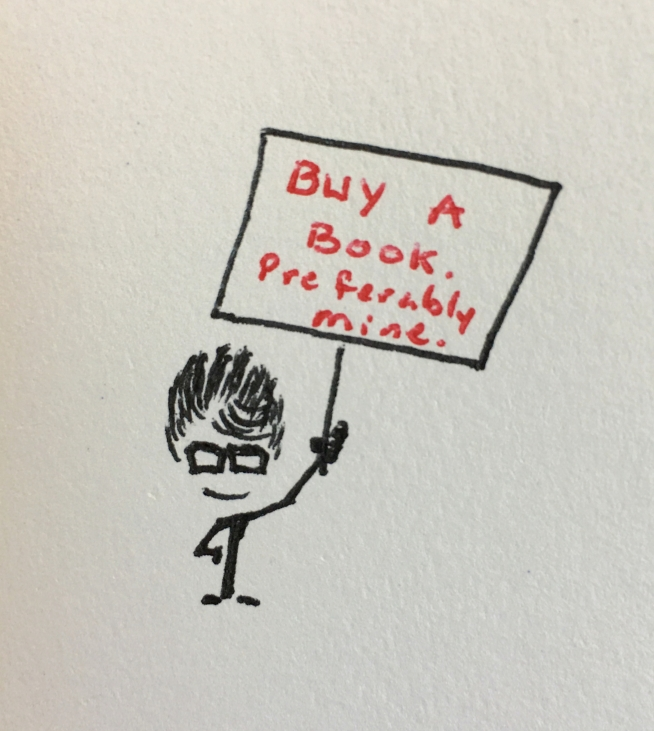 Buy a book. Preferably mine.