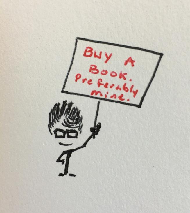 Buy a book. Preferably mine.