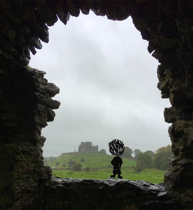 Rock of Cashel, Draw, Photography, Ireland