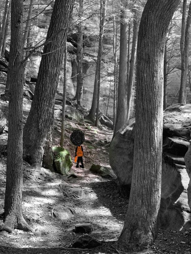 Hike, World, Escape