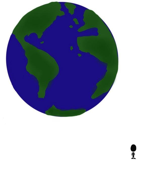 Me, Earth, Alone
