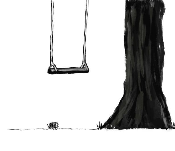 Swing, Tree