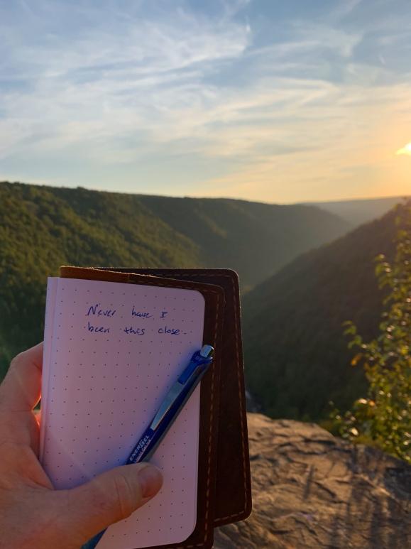 Write, Writer. Adventurer