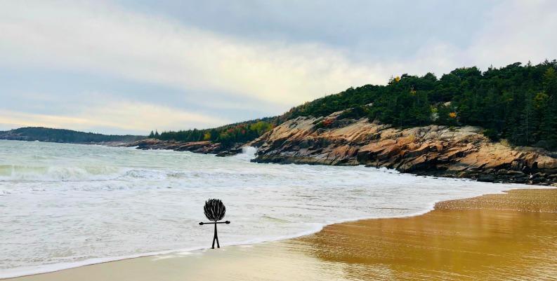 Ocean, Maine, Travel