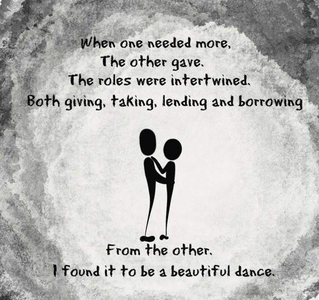 Relationship, Partner, Dance