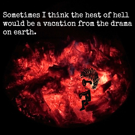 Fire, Hot, Hell