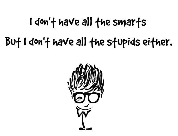Wink, Smarts, Stupids