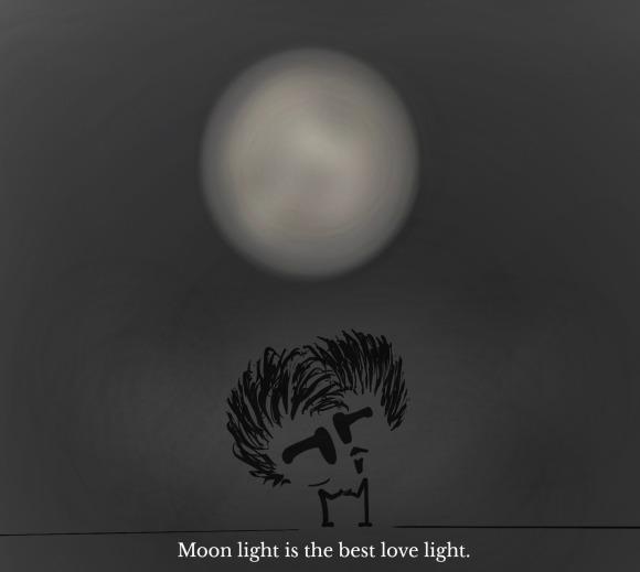 Moon, Love