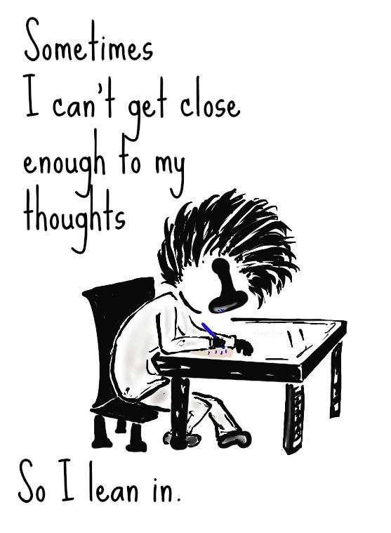 Write, Draw, Create