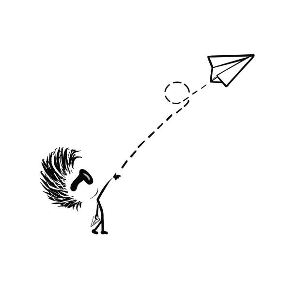 Plane, Paper, Draw