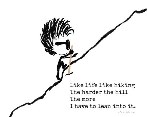 Hike, Life, HIll