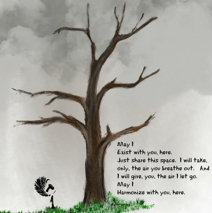 Tree, Harmony, Exist