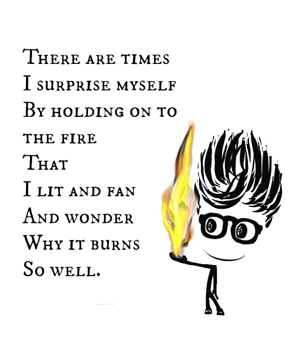 Flame, Fire, Burn