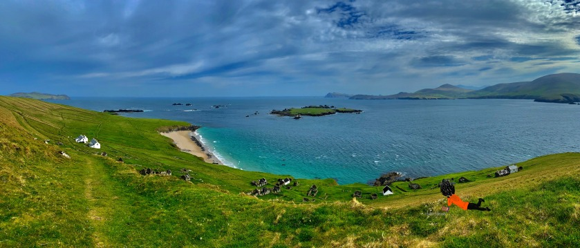 Ireland, Island, Blasket, Great,