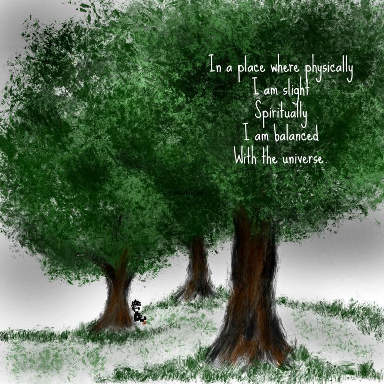 Tree, Spirit, Universe