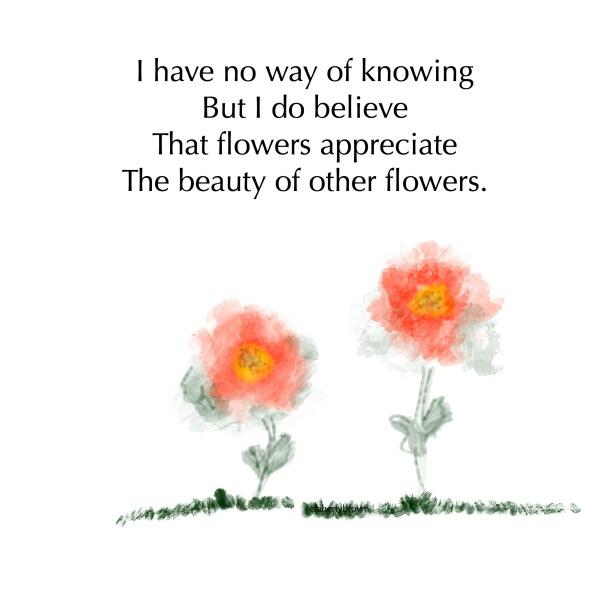Flowers, Beauty, Appreciate