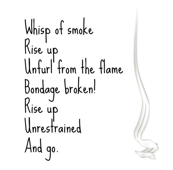 Flame, Smoke, Fire