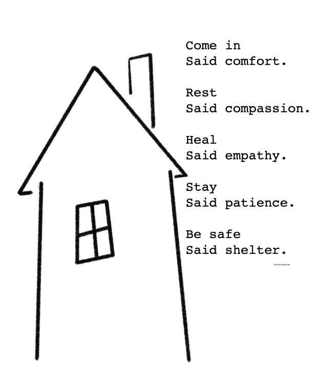 Shelter, Symbolic