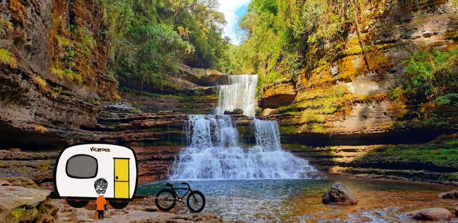 Wei Saw Dong Waterfalls, India, Shillong, Travel