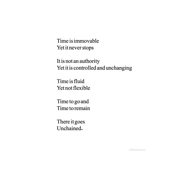 Time, Unchained