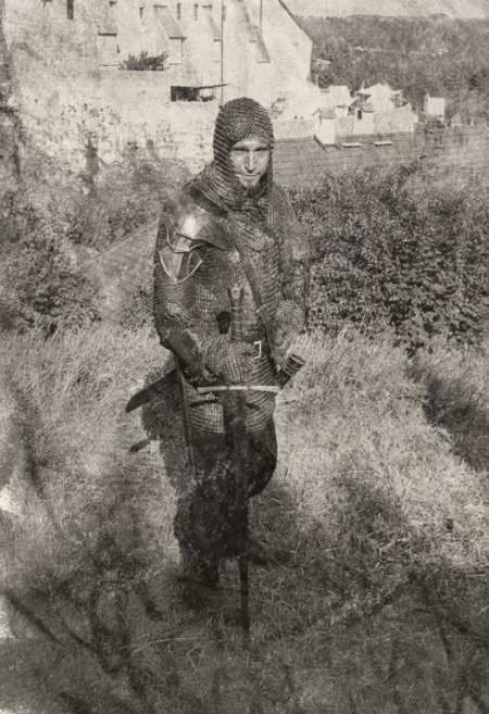 Chain Mail, Armor