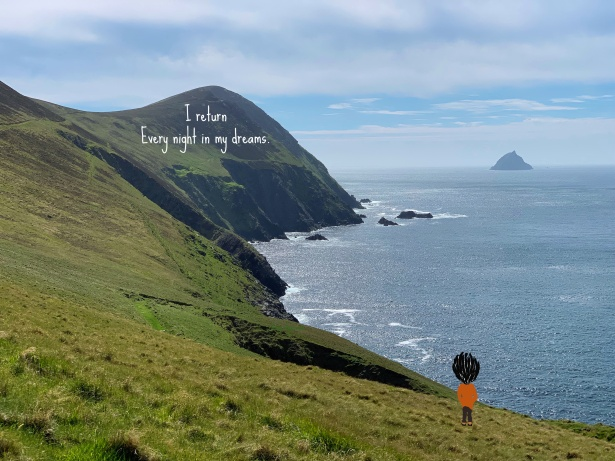 Island, Travel, Ireland, Blasket Island