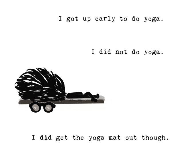 Yoga, Mat