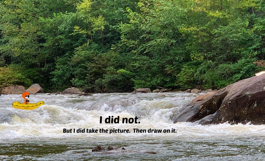 Raft, Whitewater, River