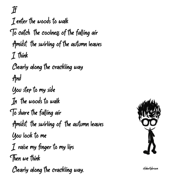 Poem, Poetic, Shhh, Crackle