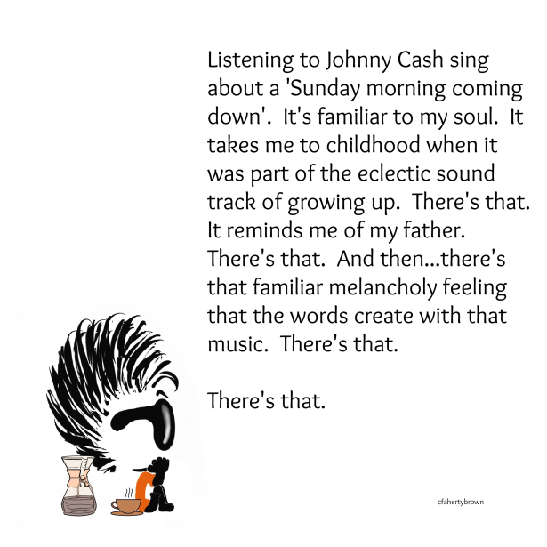 Music, Johnny Cash, Sunday, Morning