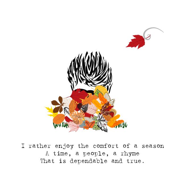 leaves, honest, dependable, true