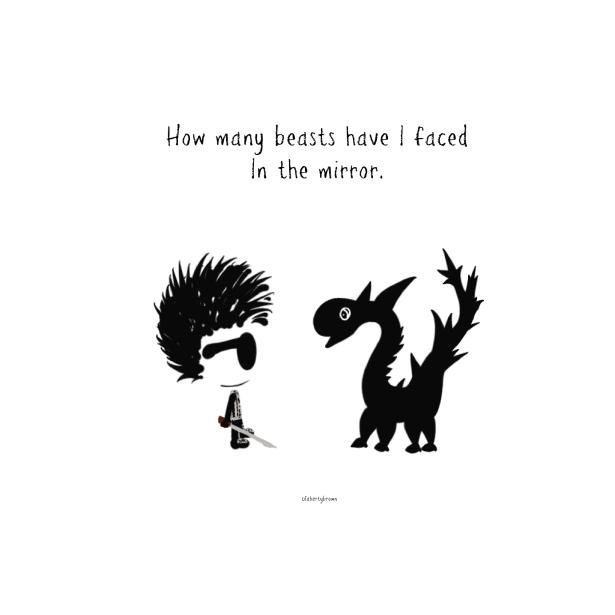 Beast, Dragon